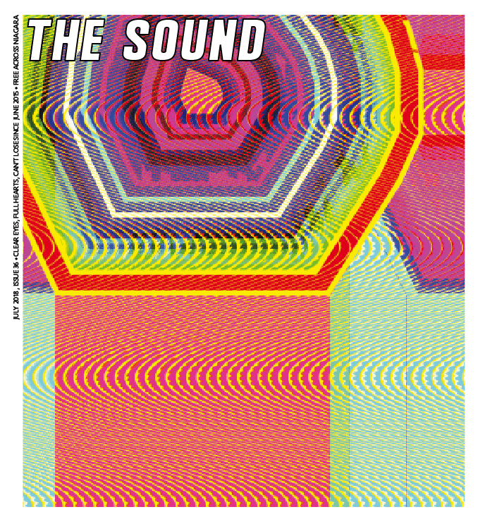 The Sound Mag Cover July 2018 Hayz