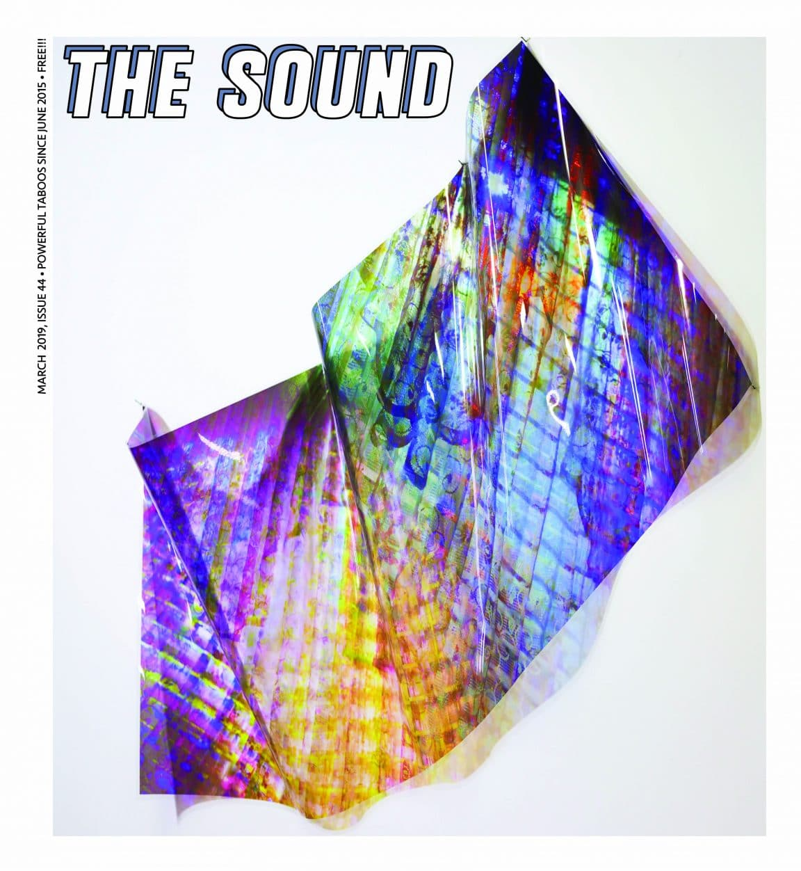 The Sound Mag Cover March 2019
