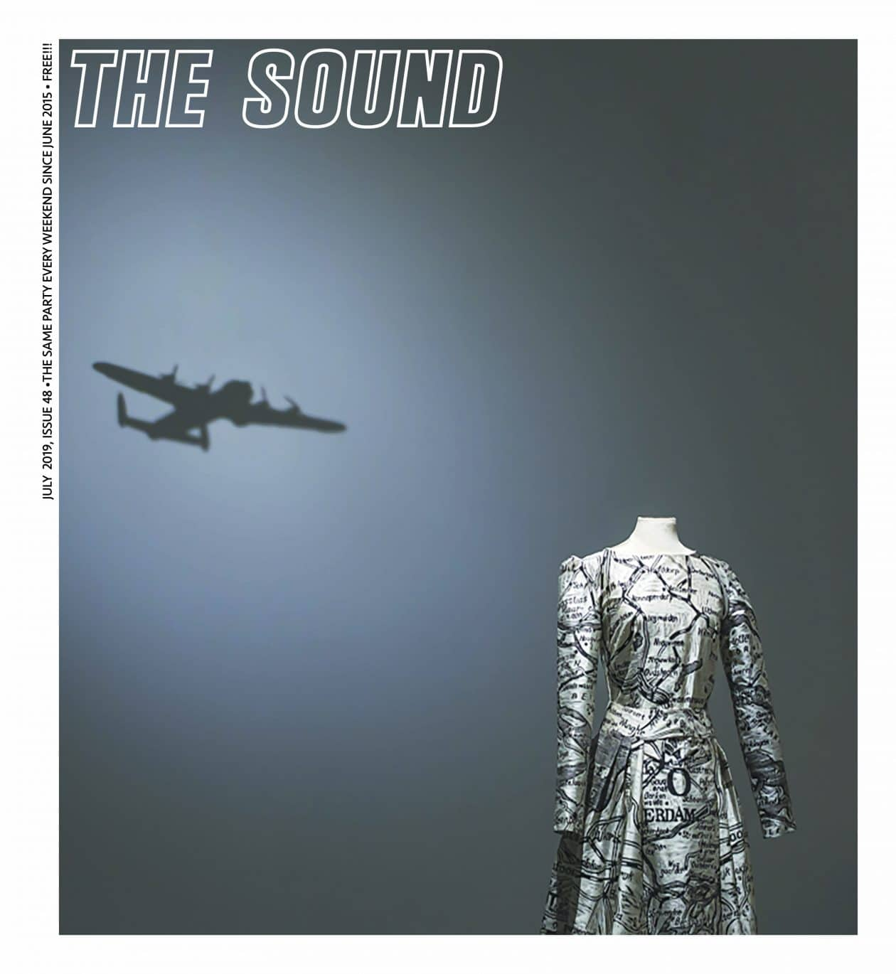 The Sound Mag Cover July 2019